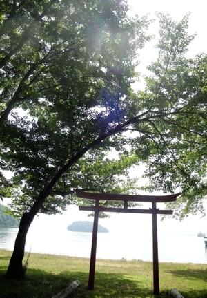 洞爺湖と中島巡り