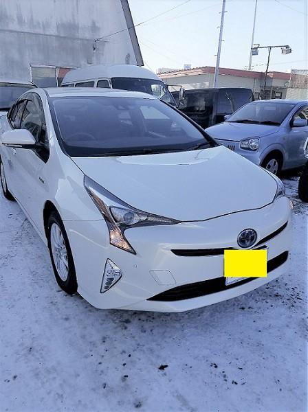 冬は車がすぐ汚れてしまいますが、、、、