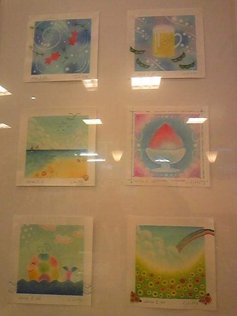 キラキラフェスタ2012in帯広②~カラー&アートのブースの紹介~