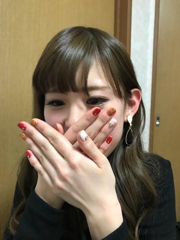 成人式用〜〜ジェルネイル