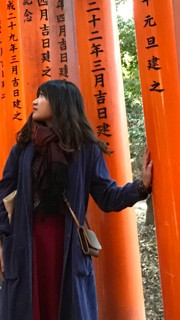 大阪〜京都〜すこ〜〜し神戸旅…