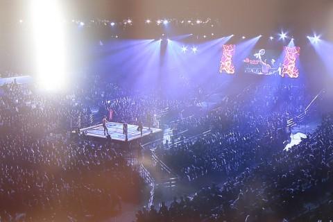 新日本プロレス雪の札幌2連戦2