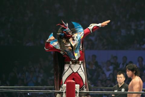 新日本プロレス札幌2