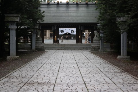 新日本プロレス札幌1