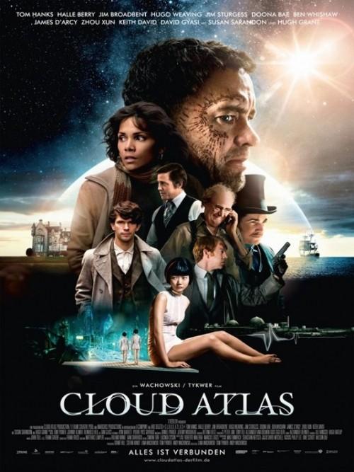 壮大すぎる… 映画「クラウド・アトラス」