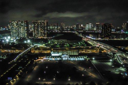 夜景~有明・東京