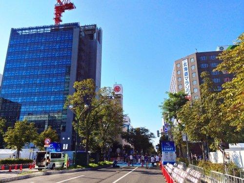 「2014北海道マラソン」完走記