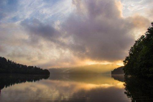 驚いた!「マッサン」のロケ地は然別湖