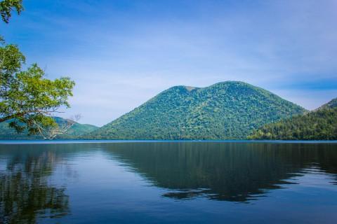 温泉無料! 6月5日「然別湖湖水開き」