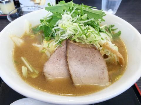 釧路市「麺や 北町」