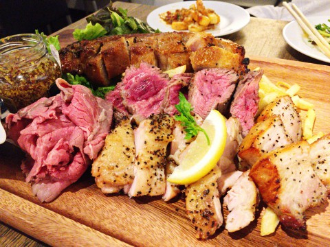 札幌市「Creation Dining JINGA」