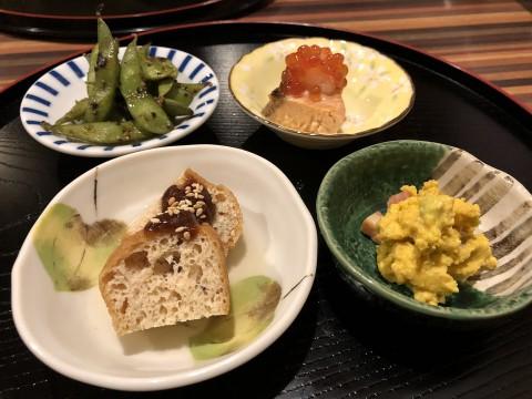 札幌市「旬菜鮮魚 味和久」