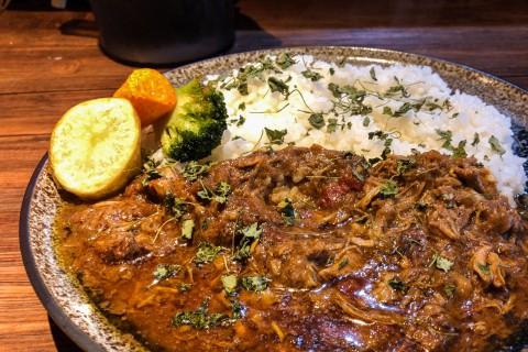 札幌市「E-itou curry」