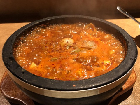 帯広市「韓国式食事 ペッカ」