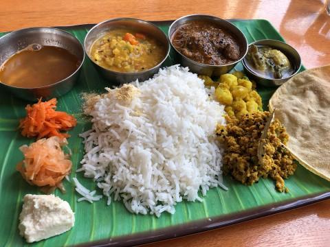 帯広市「南インド料理 ダール」