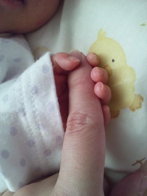 無事に出産しました