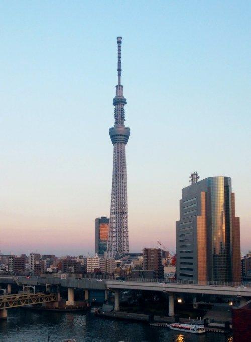 東京グルメ旅