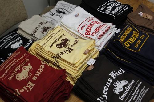 BFFオリジナルTシャツ now in stock!!