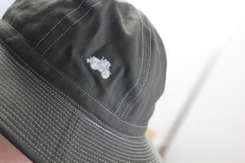 army hat プチリニューアル♪