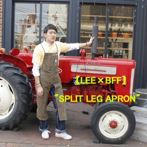 "【Lee×BFF】 ""SPLIT LEG APRO"""