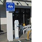 ワイモバイルPHSが使える道の駅にEV用充電スタンド 十勝初、道内2カ所目