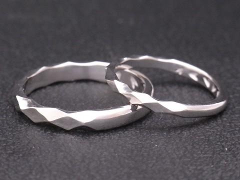 結婚指輪だけは他の人とかぶりたくないっ!!