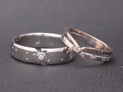 オーダーメイド 帯広の手作り結婚指輪 Grand Galleria