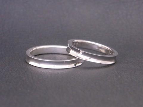 一生に一度だけなので自分達だけの手作り結婚指輪!