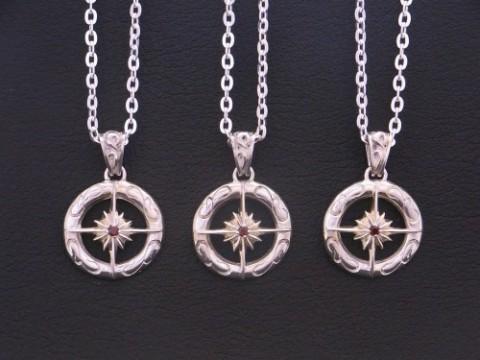 ここ最近作製させて頂いた太陽神ネックレスのご紹介!