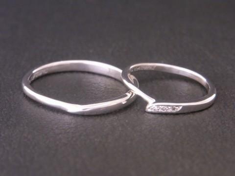 平原祭り最終日なので結婚指輪のご紹介♪