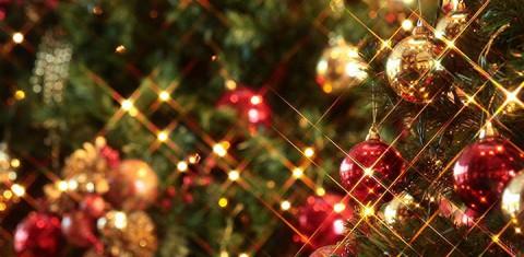 クリスマス直前