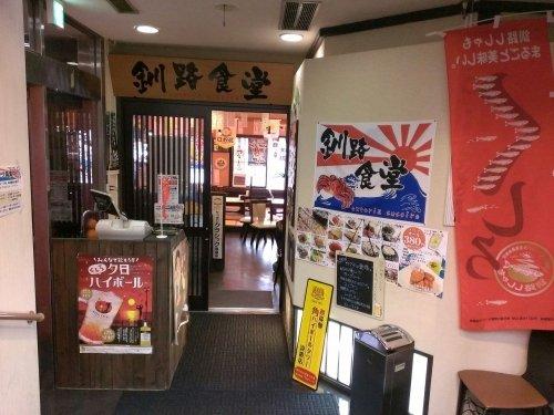 釧路食堂さん