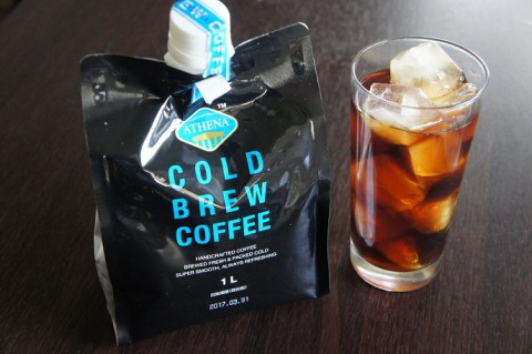 水だしコーヒー~♪