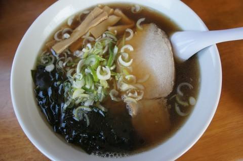 初訪~♪ 広尾町・やまだ食堂さんの醤油ラーメン
