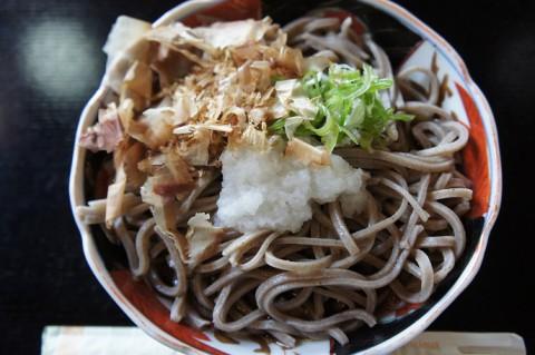 福井県南越前町今庄・レストラン365の今庄手打ちおろしそば
