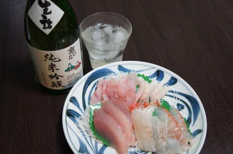 京ひな純米吟醸・生詰
