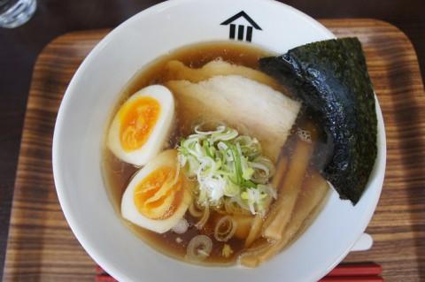 上士幌・麺や 野中商店さんの醤油らぁめん