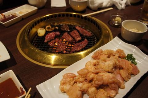 芽室町・KAGURAさんで焼肉パーティー