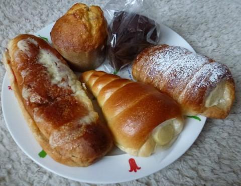 トカトカ 木野ハピオ店のパン