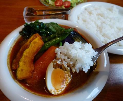 夏季限定 チキンと夏野菜スペシャル/カレーリーフ