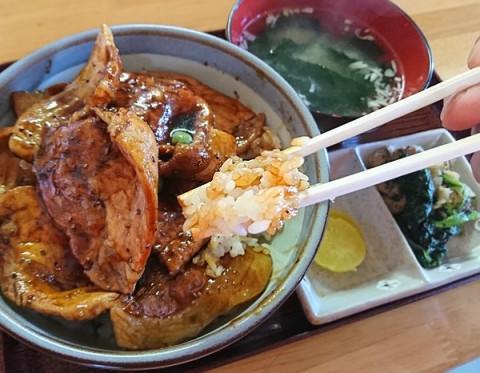 豚丼/めしcafeピグレット