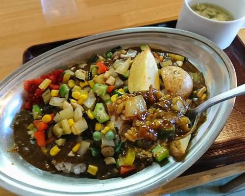 野菜カレー/めしcafeピグレット