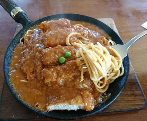 スパカツ/レストラン うらほろ亭