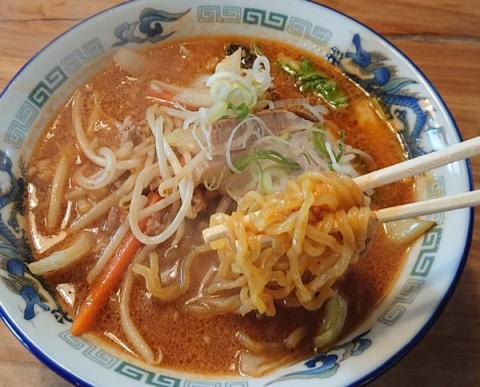 味噌ラーメン/HACHIDORI