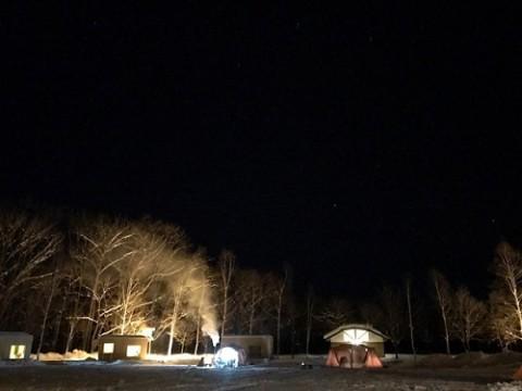 冬キャンプの魅力を伝えたい!