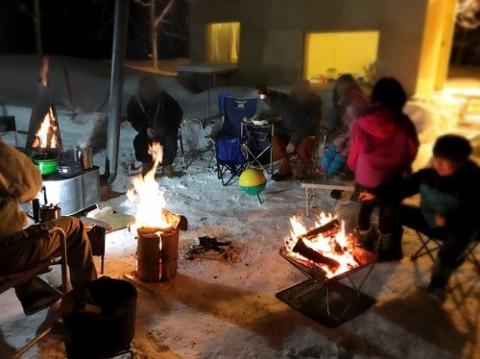 冬キャンプ無事に終了