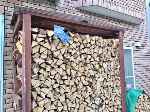 薪の準備は大丈夫?