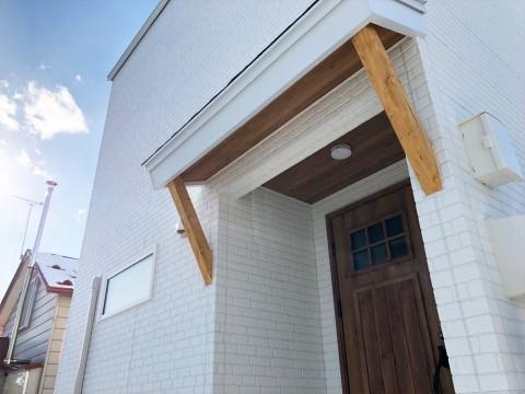 新築建売できました!週末はオープンハウス