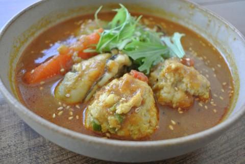 スリランカ風牡蠣カレー