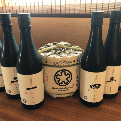 【昼酒 夜酒】とかちマルシェと日本酒が人気で。。。